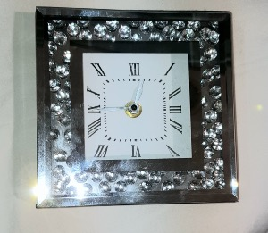Horloge Collection Glamour 15x5x15cm