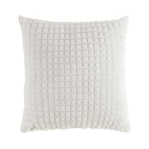 COUSSIN QUINCY BLANC 40 x 40 cm