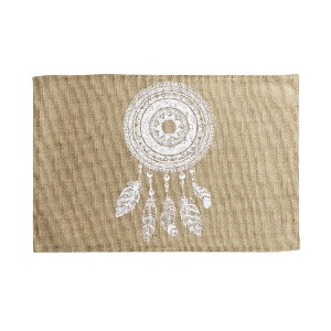 SET DE TABLE JUTE ATTRAPE REVE 30 x 45 cm