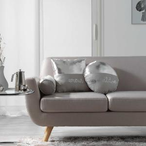 COUSSIN METALLIC LOVE OR ROSE